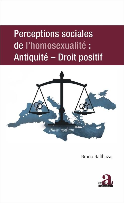 PERCEPTIONS SOCIALES DE L'HOMOSEXUALITE