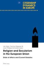 Vente Livre Numérique : Religion and Secularism in the European Union  - Schreiber Jean-Philippe - Caroline Sägesser