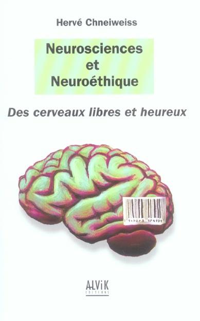 Neurosciences neuroethique