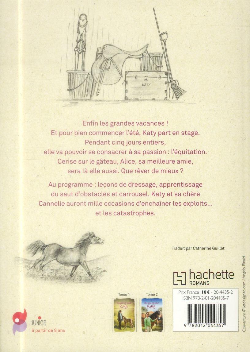 Un poney pour Katy t.3 ; une belle surprise