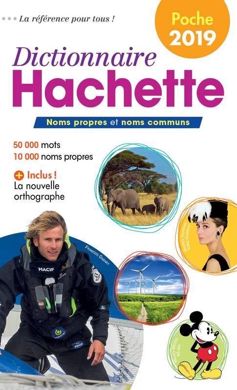 poche dictionnaire hachette français