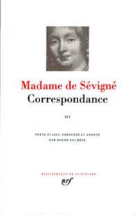 Correspondance t.3 ; septembre 1680 - avril 1696