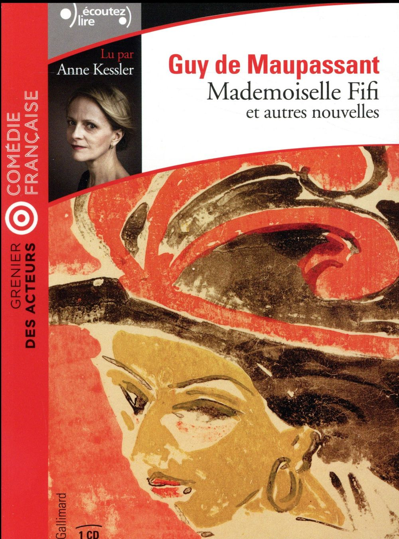 Mademoiselle Fifi et autres nouvelles
