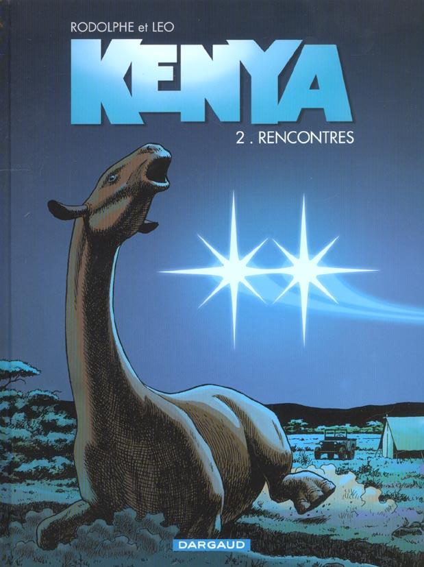 KENYA - TOME 2 - RENCONTRES LEO/RODOLPHE