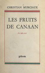 Les fruits de Canaan