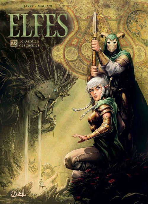 Elfes t.22 ; le gardien des racines
