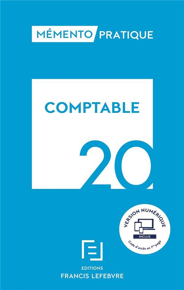 Mémento pratique ; comptable (édition 2020)