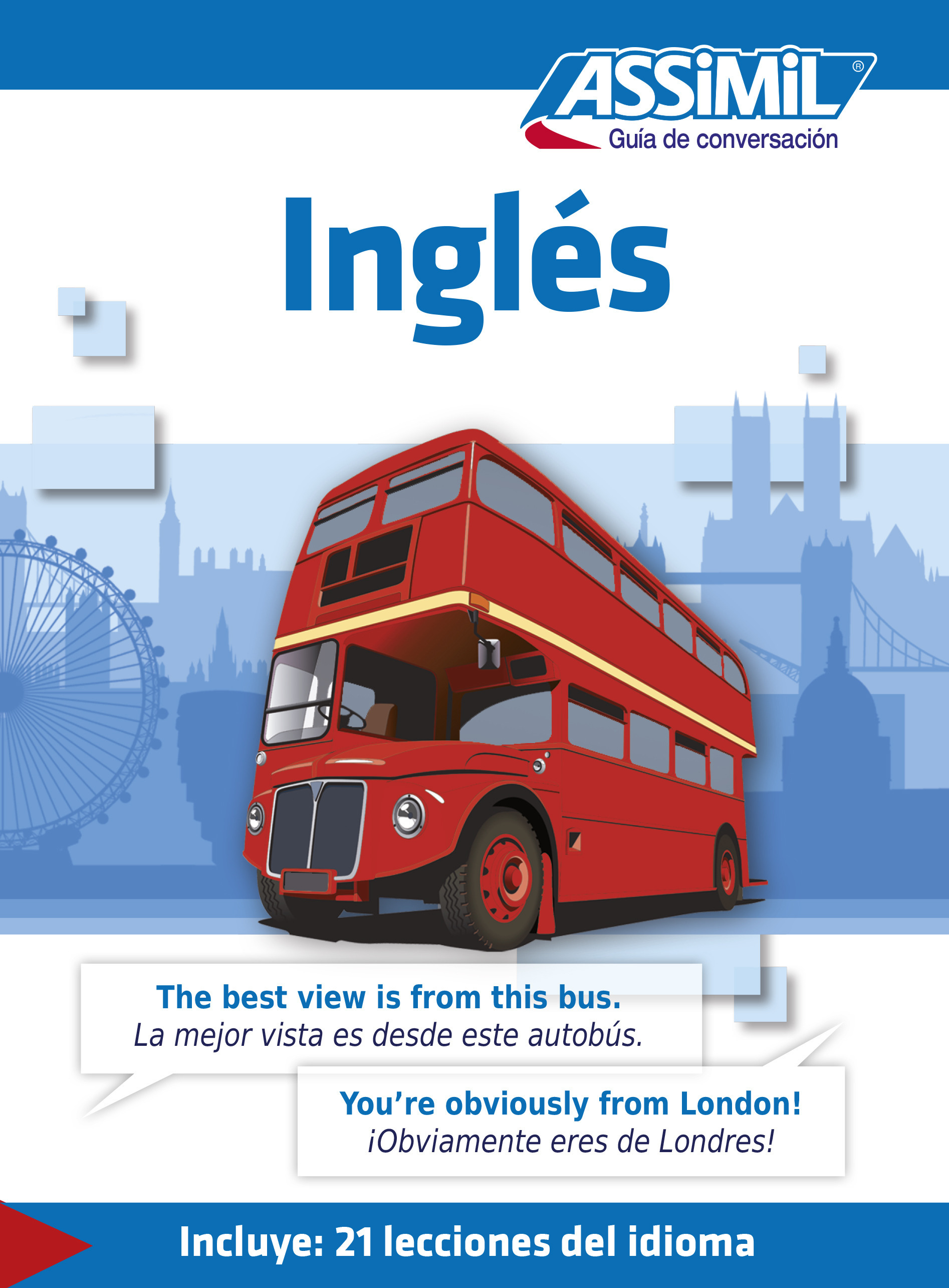 GUIDES DE CONVERSATION ; inglés
