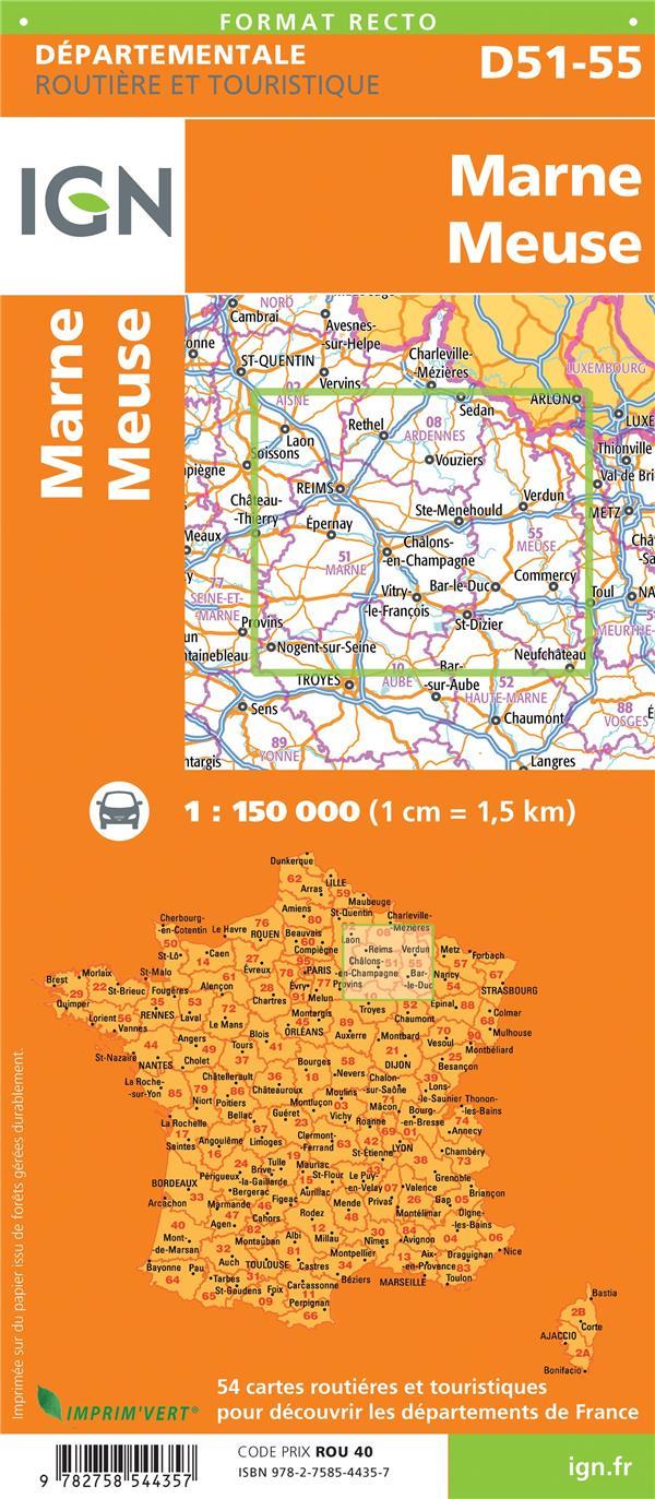 D721337 ; Marne, Meuse