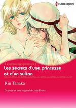 Vente Livre Numérique : Les secrets d'une princesse et d'un sultan  - Rin Tanaka - Jane Porter