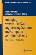 Emerging Research in Data Engineering Systems and Computer Communications  - P. Venkata Krishna - Mohammad S. Obaidat