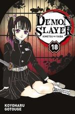 Vente Livre Numérique : Demon slayer T.18  - Koyoharu Gotouge