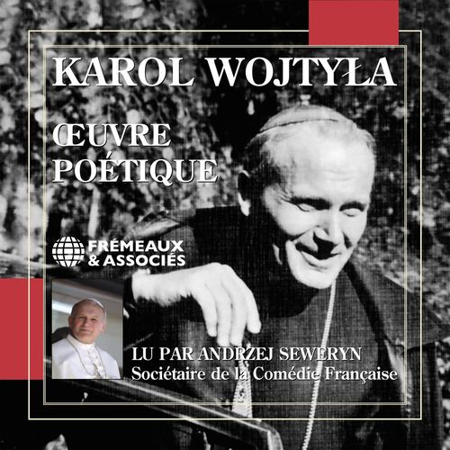 Vente AudioBook : OEuvre poétique  - Karol Wojtyla (Jean-Paul II)