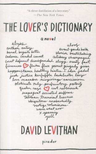 THE LOVER''S DICTIONARY