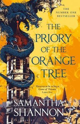 THE PRIORY OF THE ORANGE TREE SHANNON, SAMANTHA