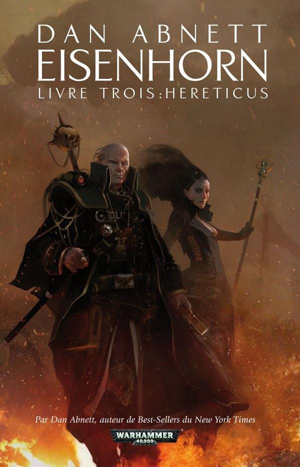 Warhammer 40.000 ; Eisenhorn t.3 ; hereticus