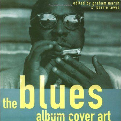 The blues album cover art