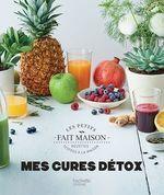Vente Livre Numérique : Mes cures détox  - Camille Petit