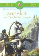 Couverture de Lancelot ou le chevalier de la charrette