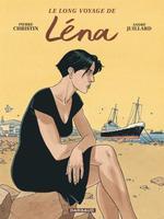 Couverture de Lena - T01 - Lena - Le Long Voyage De Lena