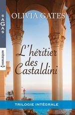 Vente Livre Numérique : L'héritier des Castaldini  - Olivia Gates