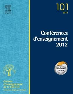 Conférences d'enseignement 2012
