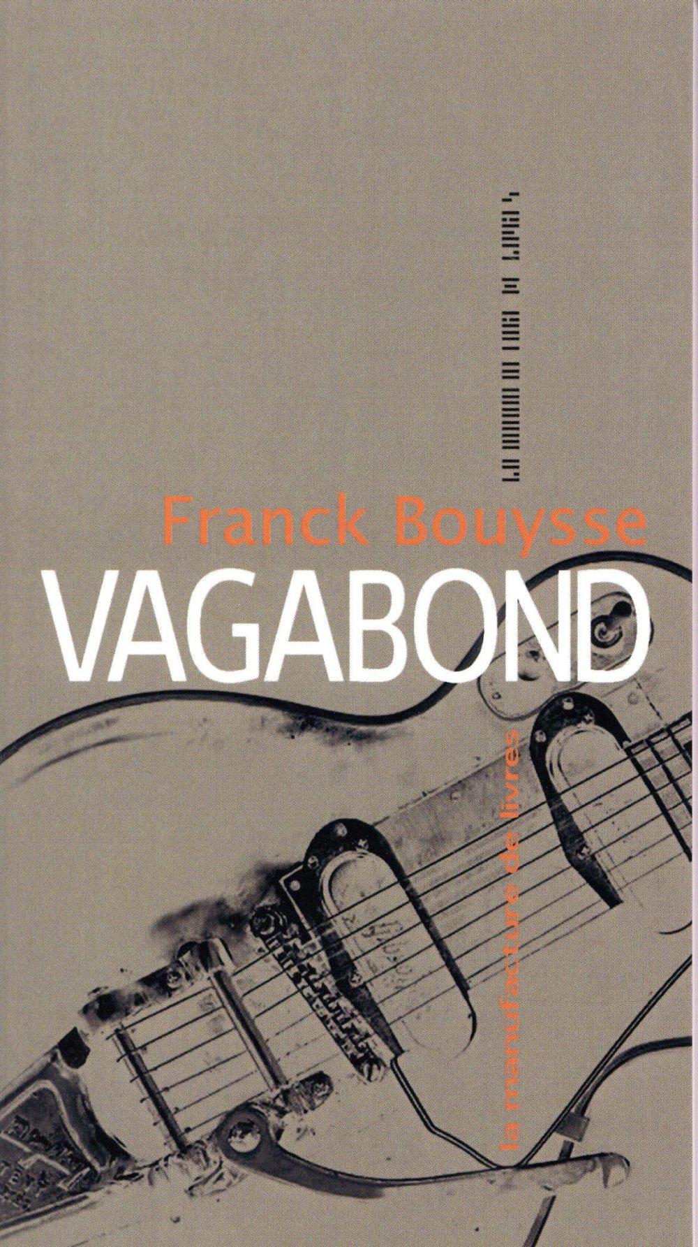 VAGABOND Bouysse Franck