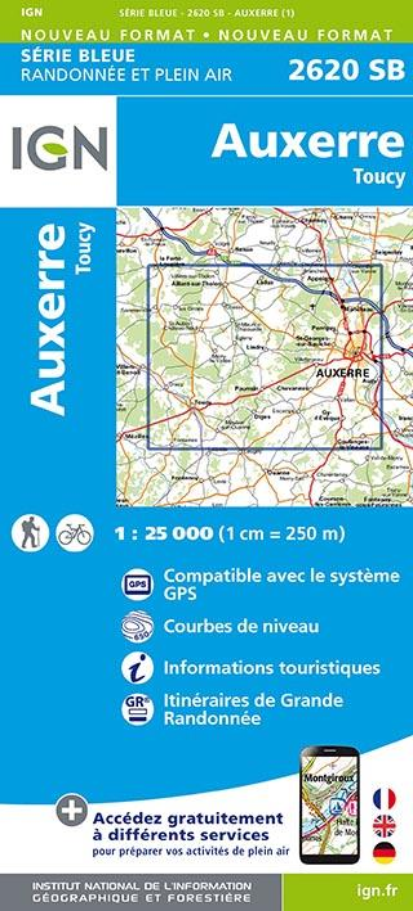 2620SB ; Auxerre, Toucy