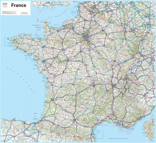 70035 ; France (5e édition)