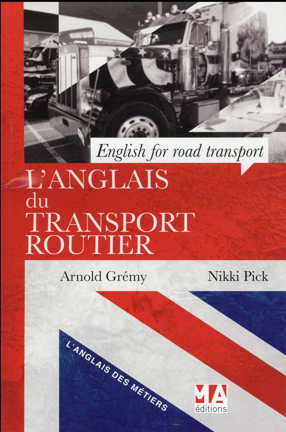 L'anglais des transports