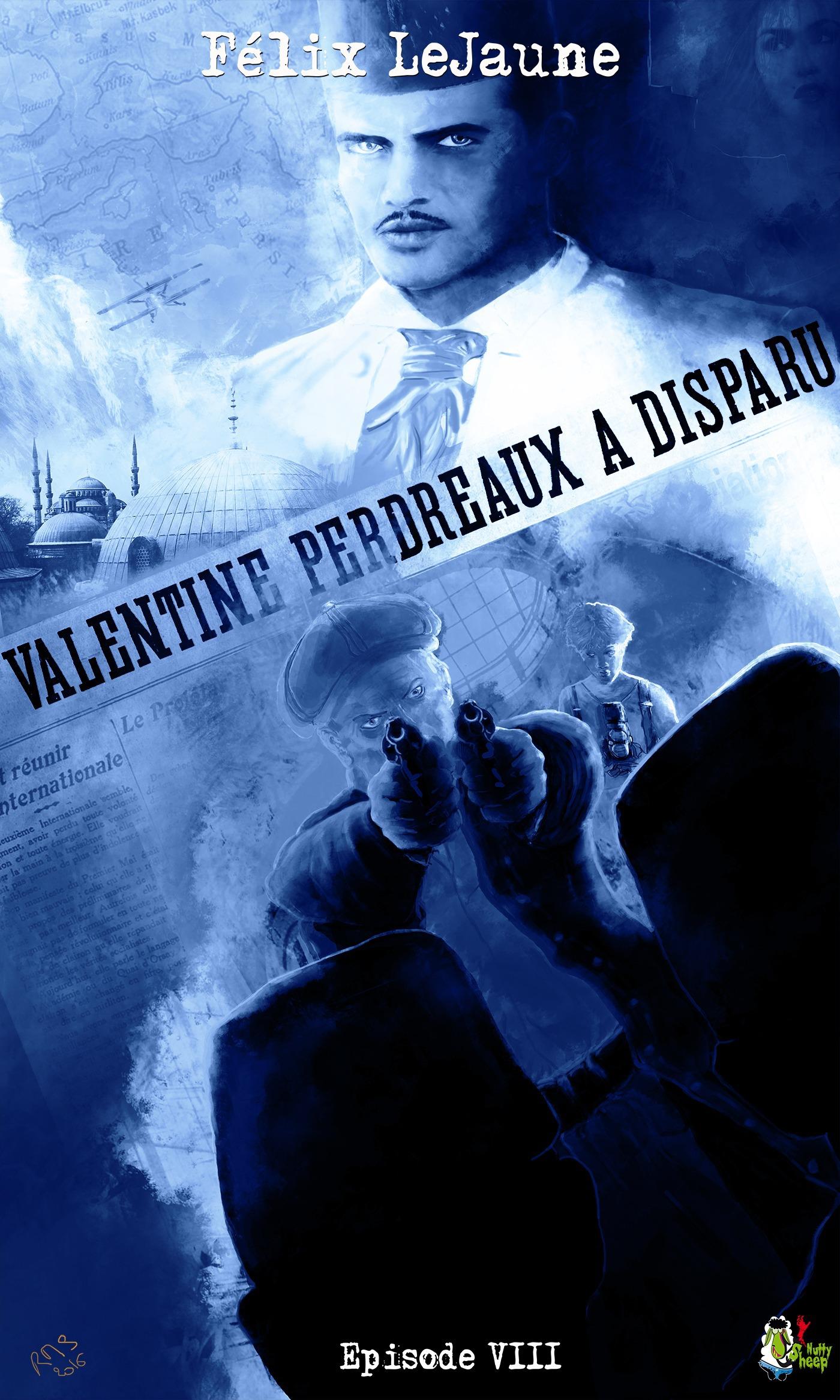 Valentine Perdreaux a disparu, Épisode 8