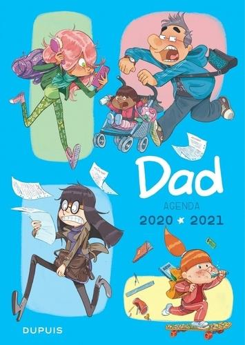 Dad ; agenda (édition 2020/2021)