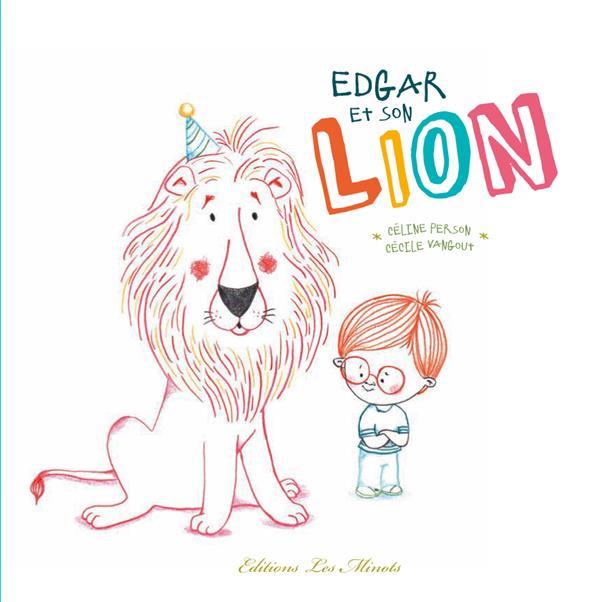 Edgar et son lion