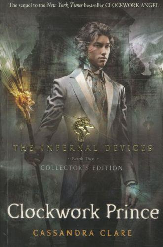 Clockwork Prince ; Infernal Devices v.2
