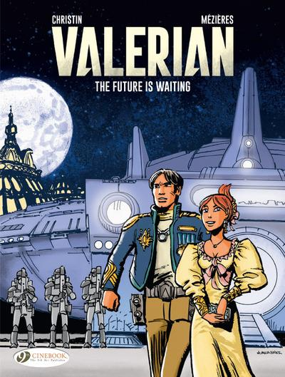 Valerian T.23 ; the future is waiting