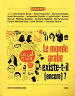 Couverture de Le monde arabe existe-t-il (encore) ?