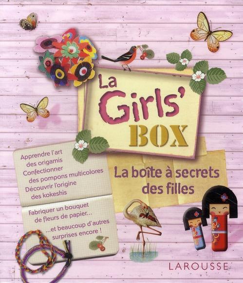 Girl'S Box ; La Boite A Secrets Des Filles