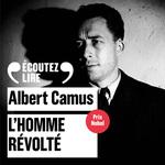 Vente AudioBook : L'homme révolté  - Albert Camus