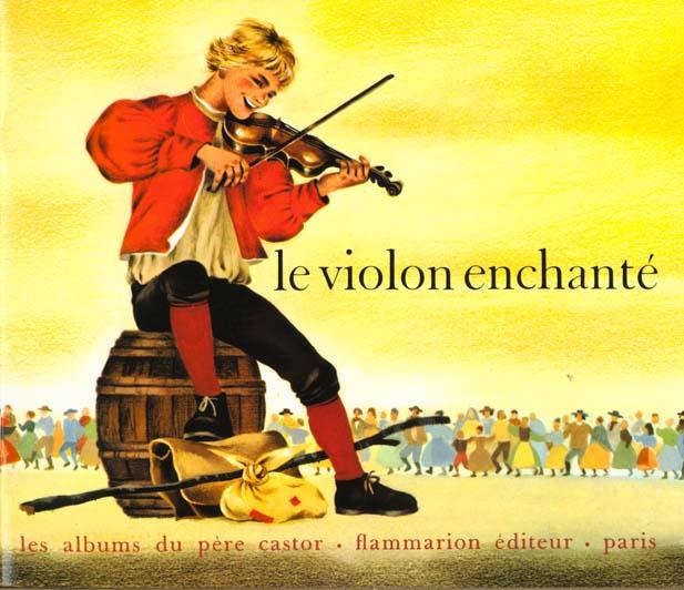 Le violon enchante