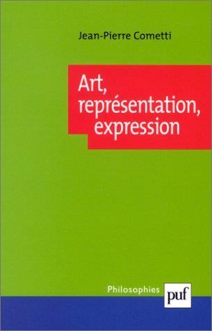 art, representation, expression