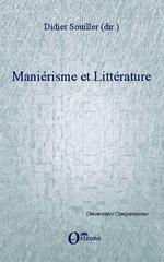 Maniérisme et littérature  - Didier Souiller
