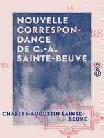 Vente EBooks : Nouvelle correspondance de C.-A. Sainte-Beuve  - Charles-Augustin SAINTE-BEUVE