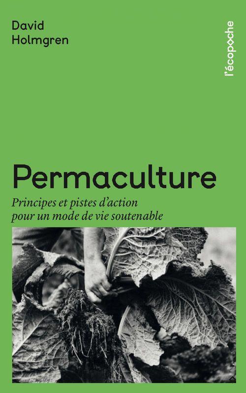 Permaculture ; principes et pistes d'action pour un mode de vie soutenable
