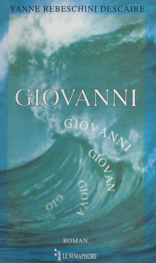 Giovanni  - Yanne Rebeschini Descaire