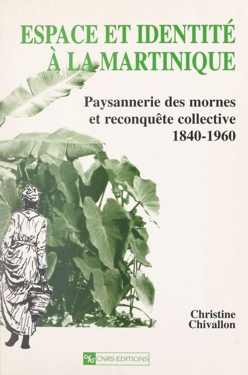 Espace et identité à la Martinique