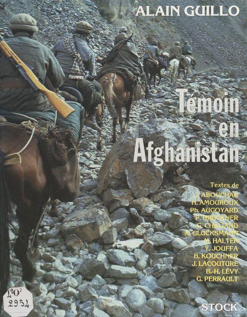 Témoin en Afghanistan