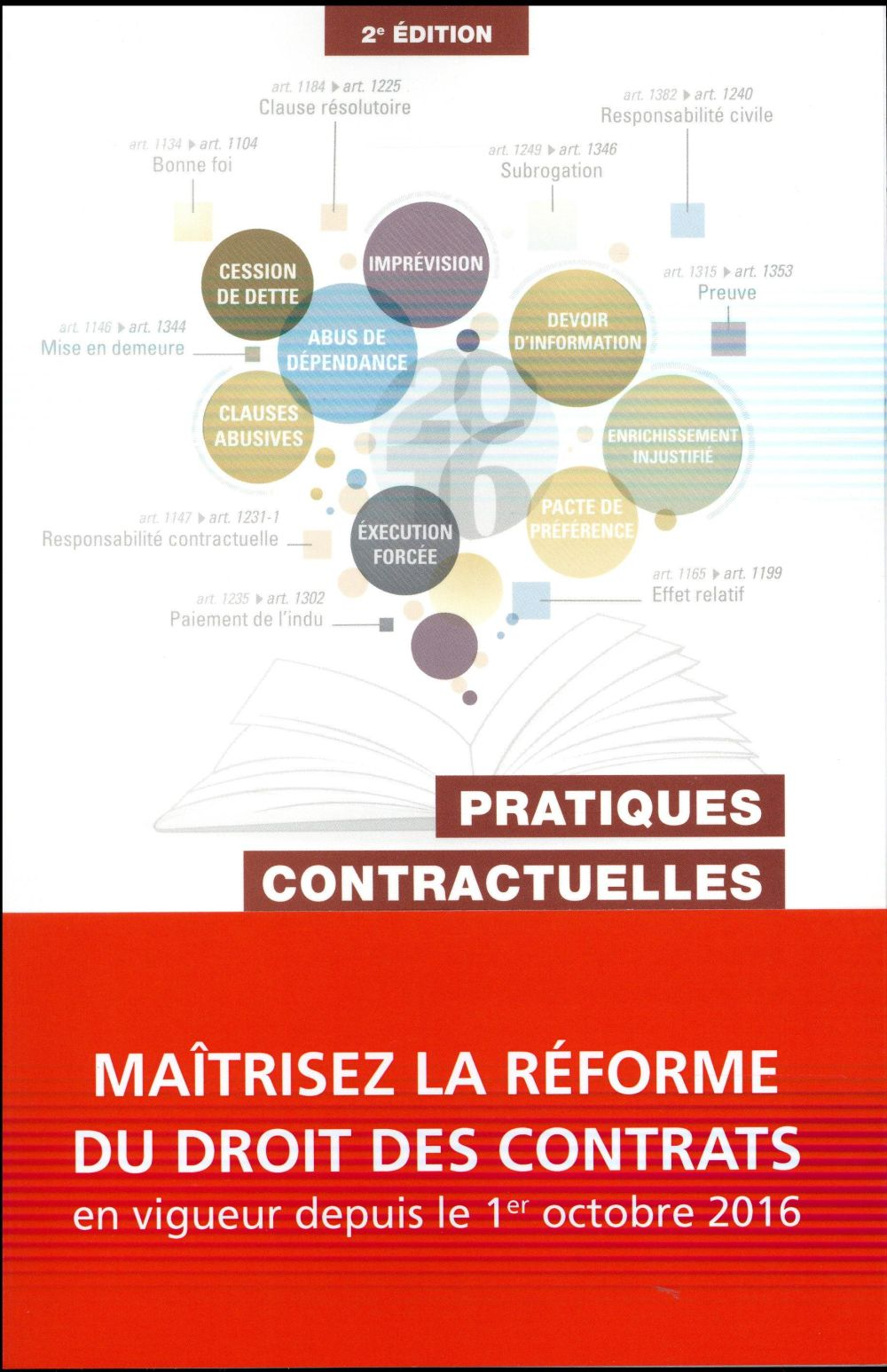 Pratiques contractuelles (2e édition)