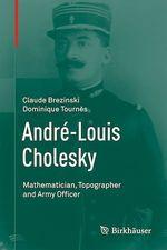 Vente EBooks : André-Louis Cholesky  - Claude Brezinski