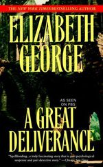 Vente Livre Numérique : A Great Deliverance  - Elizabeth George