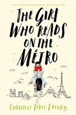 Vente Livre Numérique : The Girl Who Reads on the Metro  - Christine Feret-fleury